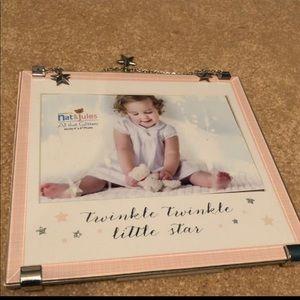 Twinkle twinkle little star Photo Frame ⭐️
